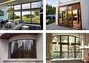 Итальянские деревянные окна