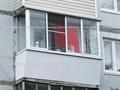 Остекление балкона алюминиевой системой PROVEDAL в Химках