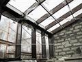 """""""Оконный Легион"""" - остекление пластиковыми системами крыши и стен на стадии строительства..."""