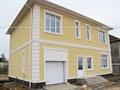 """Остекление двухэтажного дома в Люберцах. Окна ПВХ от """"Оконного Легиона"""""""