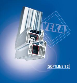 VEKA Softline 82 мм